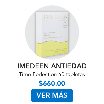 Imedeen Antiedad - Complemento antiedad time perfection