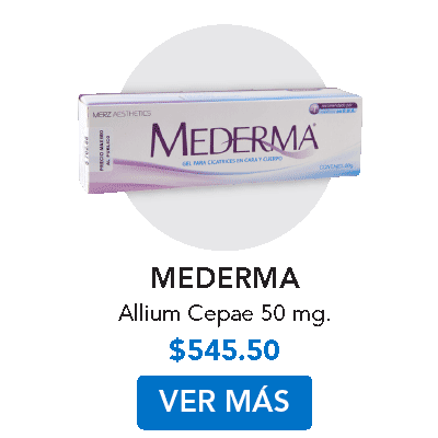 Mederma - Allium Cepae 50 MG
