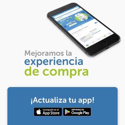 Actualiza la app