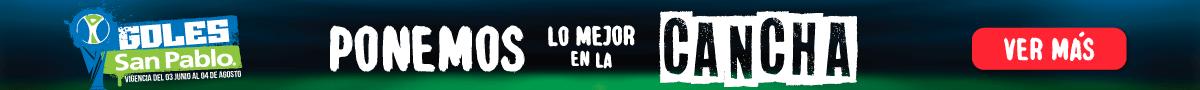 Goles San Pablo