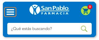 San Pablo Farmacia se suma a la jornada de ventas on line