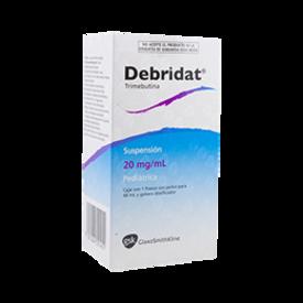 Debridat 40 tabletas | Farmacia San Pablo