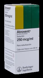Atrovent aerosol 10ml | Farmacia San Pablo