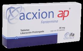 Acxion Ap 30Mg 30 Tabletas | Farmacia San Pablo